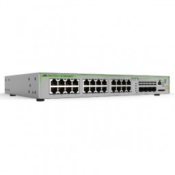 Switch 28 Port Allied Telesis AT-GS970M/28 Layer 3 managed