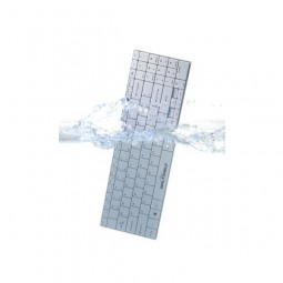 Seal Shield Tastatur SSWKSV099DE (IP68, USB, weiß)