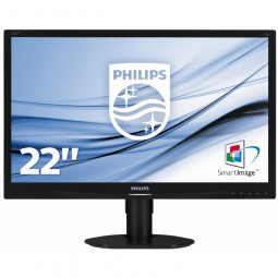 """Monitor TFT 22"""" Philips S-line 220S4LYCB"""